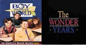 TV Show Brawl Series: Boy Meets World Vs The Wonder Years